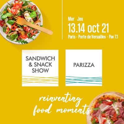 salon sandwich & snack show